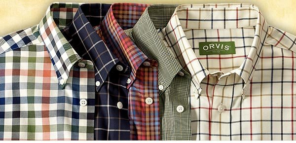 "This shirt feels so comfortable, makes me look sharp, and never, ever wrinkles!! It sat in the dryer overnight the other week and when I pulled it out, there were absolutely no wrinkles!! I love it!"" - Orvis.com customer."