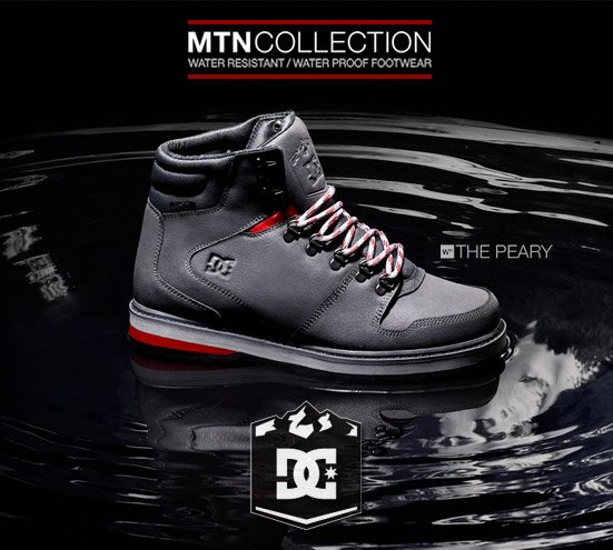 MTN Collection - Water resistant / water proof footwear