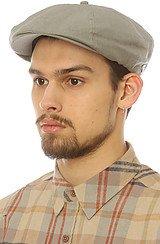 Brood Hat in Grey Twill