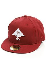 CC One Hat in Maroon