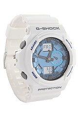 GA 150 Watch in White Blue
