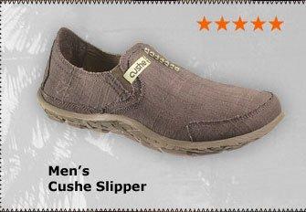Men's Cushe Slipper