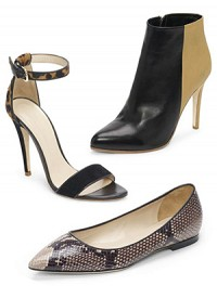 Club Monaco Launches Footwear! See The Stylish Results