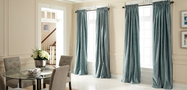 The Well-Dressed Window: Curtains, Rods, & More