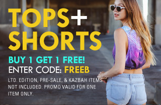 Summer Tops and Shorts BOGO