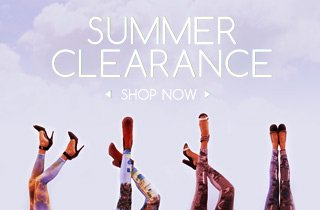 Women's Clearance Sale