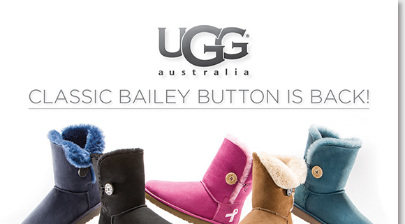 Shop the new UGG® Australia Classic Bailey Button arrivals, we have the best new styles for year round comfort! Find tried and true classics, plus fresh new colors perfect for the season ahead. Find the best selection online and in-stores at The Walking Company.
