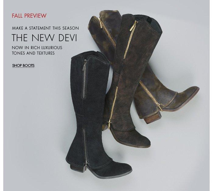 The New Devi