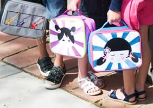Cafeteria Cool: Lunchboxes