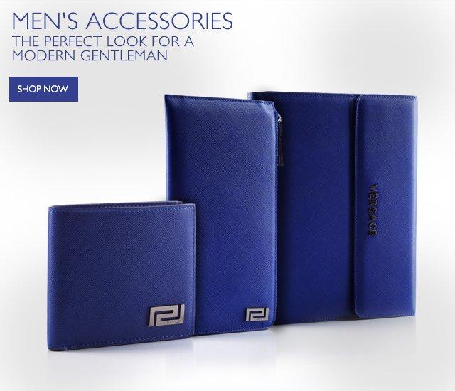 Versace - Fall Winter 2013/14 Men's Accessories