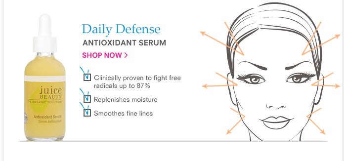 Daily Defense - Antioxidant Serum