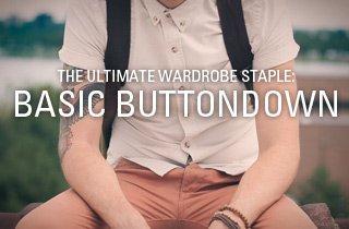 Basic Buttondowns