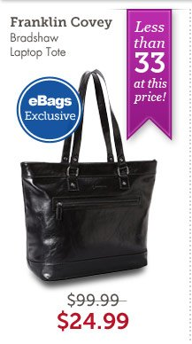 eBags Exclusive! Get it Now.