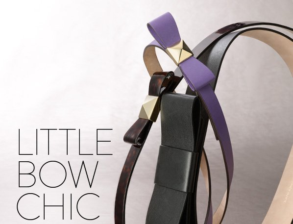 LITTLE BOW CHIC