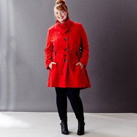 Cold-Weather Ready: Plus-Size Apparel