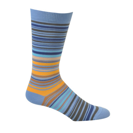 UPC Stripe Sock
