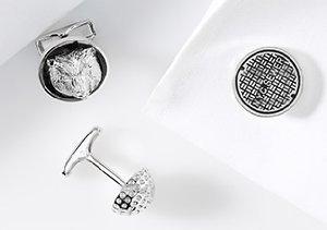 Layers & Links: Jewelry & Cufflinks
