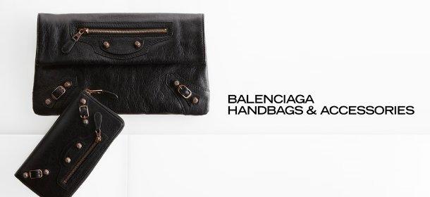 BALENCIAGA HANDBAGS & ACCESSORIES, Event Ends August 12, 9:00 AM PT >
