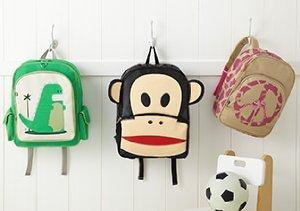 Pre-School Bound: Backpacks
