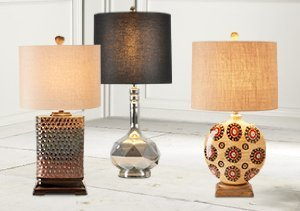 Glowing Recommendations: Table Lamps