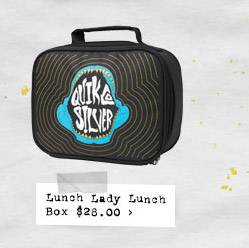 Lunch Lady Lunch Box $26.00