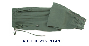 Athletic Woven Pant