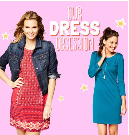 OUR DRESS OBSESSION