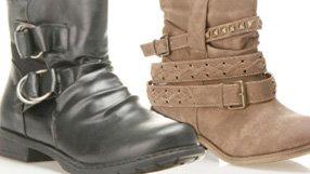 Trend Watch: Studs, Buckles & Metallics