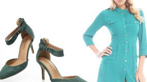 Wear The Trend: Shades of Green