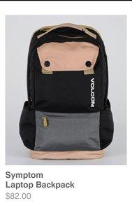 Symptom Laptop Backpack