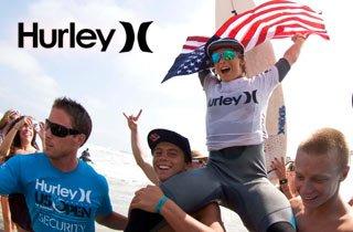 Hurley: New Stock