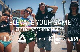 Highest Ranking Brands