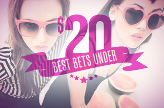 Best Bets Under $20
