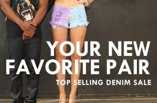 Top Selling Denim