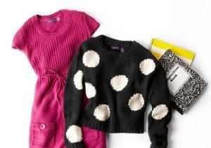 Dex Girls: Dresses & Sweaters