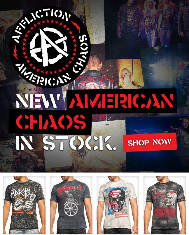 Our New American Chaos Collection