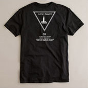 Slow Dance Black T-Shirt