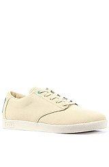 The Hufnagel Pro Sneaker in Oatmeal & Sea