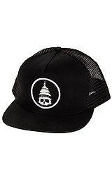 The Death & Taxes Hat in Black