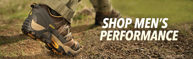SHOP MEN'S PERFORMANCE