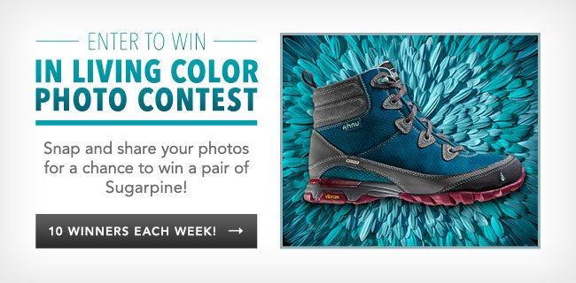 ENTER TO WIN IN LIVING COLOR PHOTO CONTEST