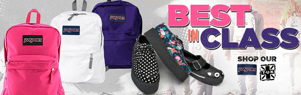 Best In Class - Shop Backpacks and T.U.K Now!