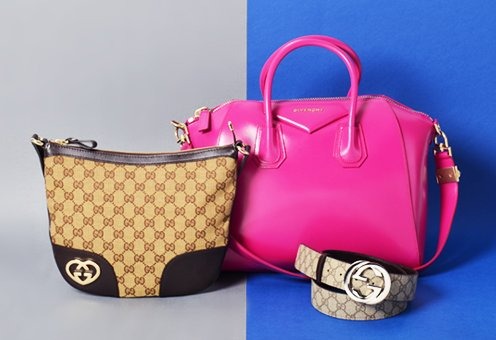 Givenchy & Gucci Accessories
