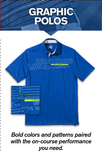 GRAPHIC POLOS