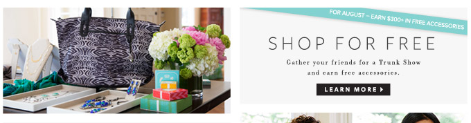Passionate about Stella & Dot style? Become a Stylist - launch a fun, flexible fashion business. Earn 25%+ commission and free product. Learn more