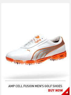 AMP CELL FUSION MEN'S GOLF SHOES BUY NOW »