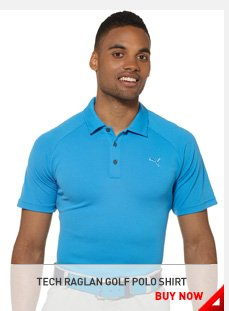 TECH RAGLAN GOLF POLO SHIRT BUY NOW »