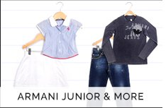 Armani Junior & more