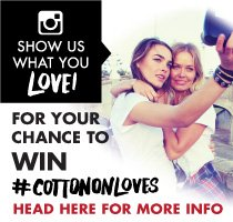 Cotton On loves