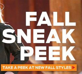 Fall Sneak Peek ›